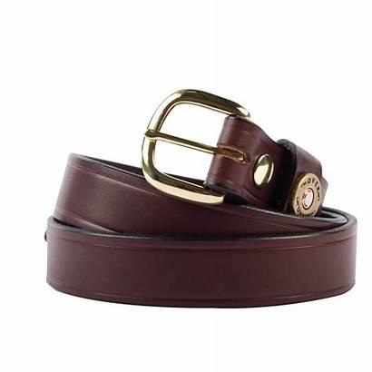 Belt Leather Belts Shotgun Brown Shell Under