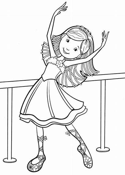 Coloring Dance Pages Irish Adults