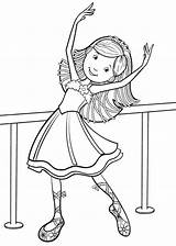 Coloring Pages Dance Irish Adults sketch template