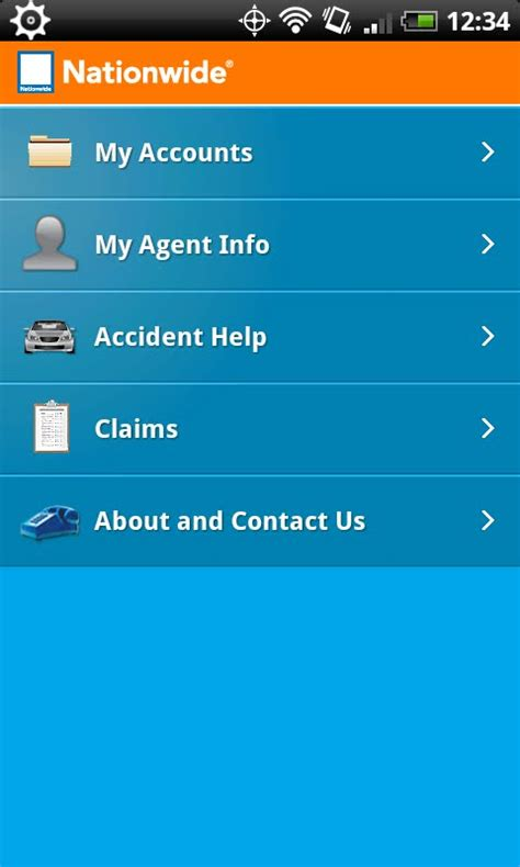 nationwide insurance claims phone number nationwide launches official android app android central