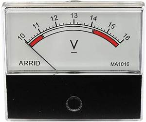 What is an ammeter, voltmeter and multimeter? How are they ...