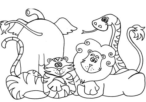 printable preschool coloring pages  coloring