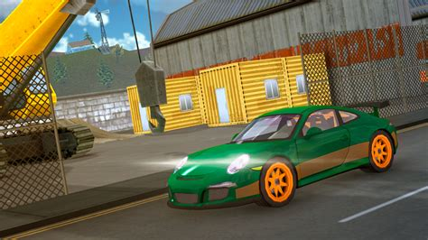 Racing Car Driving Simulator Android Apps Google Play