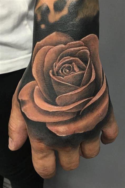 hand rose tattoo rose tattoos tattoos rose tattoos