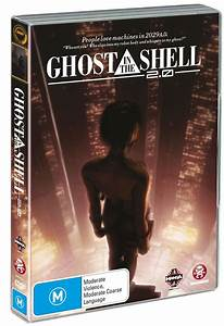 Ghost in the Shell: 2.0 Redux Images at Mighty Ape NZ