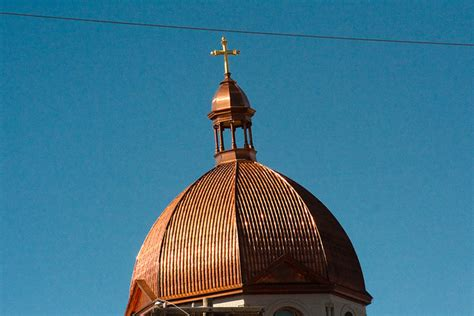 copper dome roofing fine metal roof tech fine metal roof tech