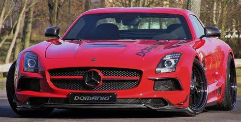 Mercedes Benz Sls Amg Black Series By Domanigtuningcult