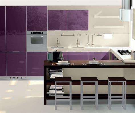 kitchen laminate designs k 252 che in lila einrichten und dekorieren 2114
