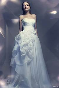 orkalia 2013 couture wedding dresses wedding inspirasi With couture wedding dresses