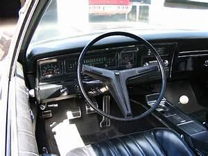 1968 Impala Ss427 Interior Details