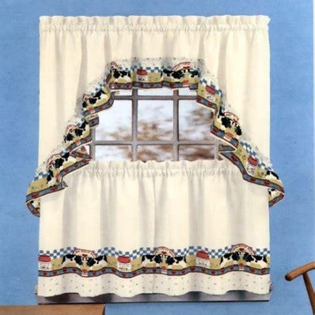 fresh milk  country style curtain draperycom