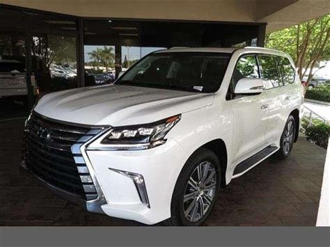 lexus suv 2016 2016 lexus lx570 suv used car for sale in oman
