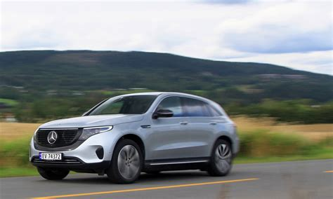 Information about the available driving modes for. Test av Mercedes-Benz EQC 400: Leverer over all forventning | Norsk elbilforening