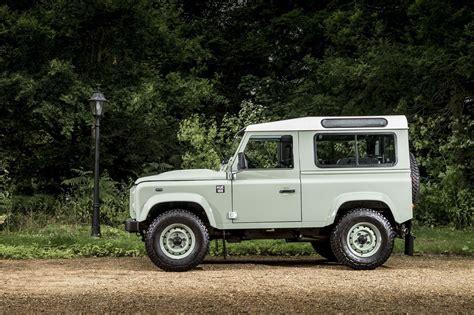 Rover Defender by Land Rover Defender Car Magazine