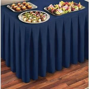 Nappe Bleu Marine : nappe bleu marine 170 x 130 cm ~ Teatrodelosmanantiales.com Idées de Décoration