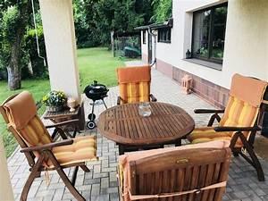 Terrasse Am Haus : haus am see ferienwohnung in woltersdorf mieten ~ Indierocktalk.com Haus und Dekorationen