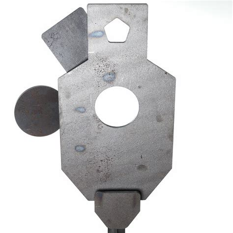 snipers paradise reactive ar steel shooting target