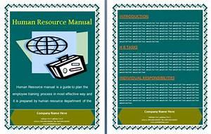 Human Resource Manual Template