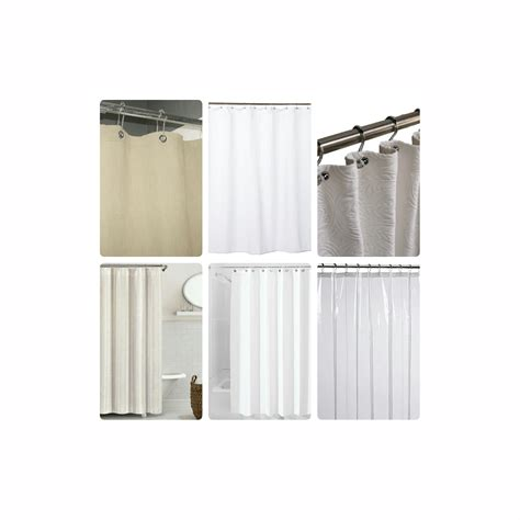 Non Toxic Shower Curtain Liner best non toxic shower curtain and liner materials