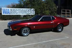 1971 Ford Mustang 302 Windsor V8 Manual 2 Door Coupe