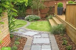 Idee Amenagement Jardin : am nagement petit jardin quelques id es pour vous aider ~ Melissatoandfro.com Idées de Décoration