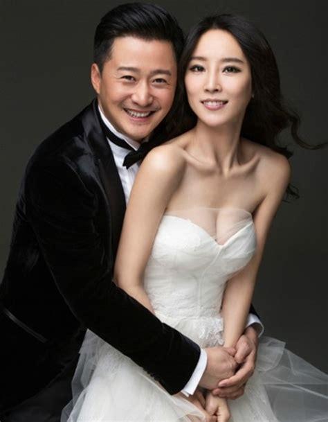 明星结婚照图片