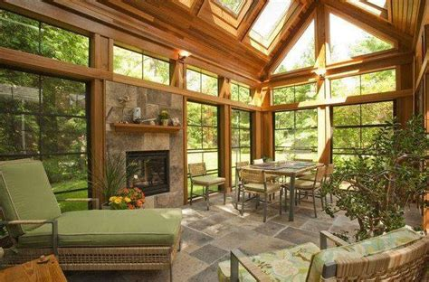 Seattlesun Sunroom Guide  Sun Rooms. Craftsman Fireplace. Hot Tub Landscaping. Star Cabinets. Area Rug Over Carpet. Wrought Iron Counter Stools. Sherwin Williams Analytical Gray. Large Round Ottoman Coffee Table. O Hair Shutters