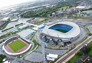 Etihad Stadium Manchester City Headquarters