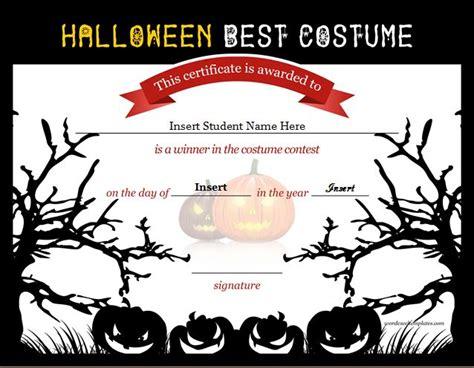 Halloween Template Word - Costumepartyrun