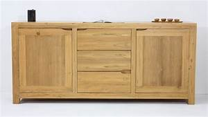 Buffet En Teck : buffet bas contemporain en bois de teck massif naturel ~ Teatrodelosmanantiales.com Idées de Décoration