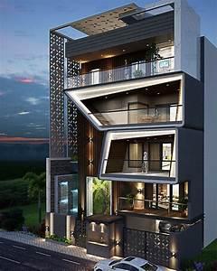 facade, exterior