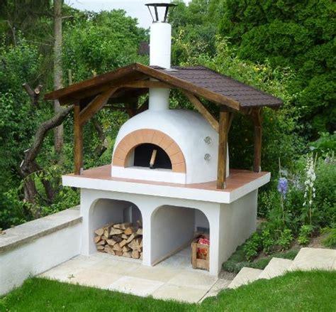 Steinofen Für Garten by Les Cheminees Pizzaofen Steinofen Brotbackofen Holz Gas