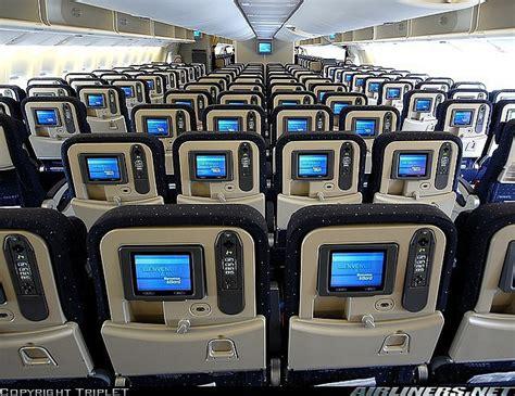 siege boeing 777 sièges dans un avion boeing 777 300 d 39 air en classe