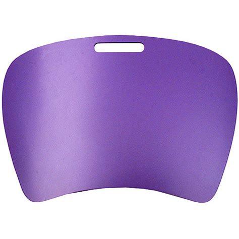 your zone lap desk purple berry walmart com