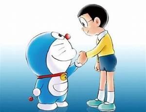 Gambar 10: Gambar kartun doraemon bergerak dan Nobita ...