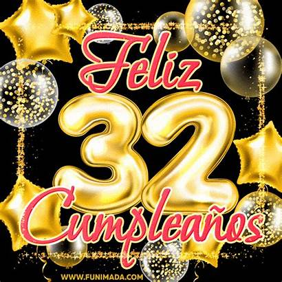 Birthday 32nd 33rd Feliz 32 33 38th