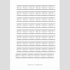 Free Printable Tracing Number 10 Worksheets  Education  Tracing Worksheets, Tracing Sheets