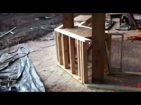 How to build an outdoor kitchen Building an outdoor