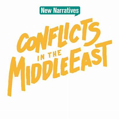 Conflicts Middle East Narratives Uci