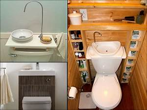 Rv Shower Toilet Combo Bathroom Sink Toilet Space Saving
