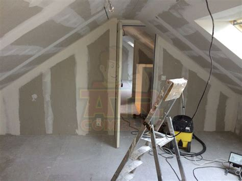 cr馥r une salle de bain dans une chambre amenagement salle de bain combles maison design bahbe com