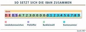 Iban Berechnen Deutsche Bank : nur noch iban kontonummer ad ~ Themetempest.com Abrechnung