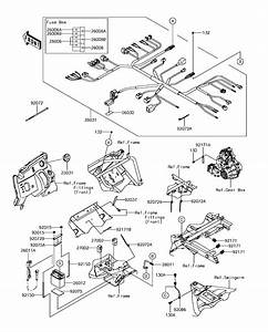 Kawasaki Mule 3010 Engine Cooling System Diagram