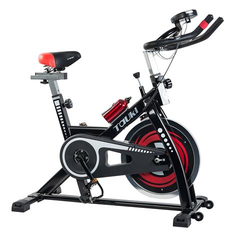 The Tauki Indoor Exercise Bike Review - DrenchFit