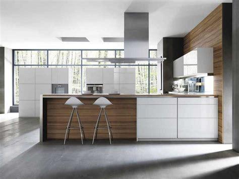 cocina blanca madera moderna decoracion favorita ideas