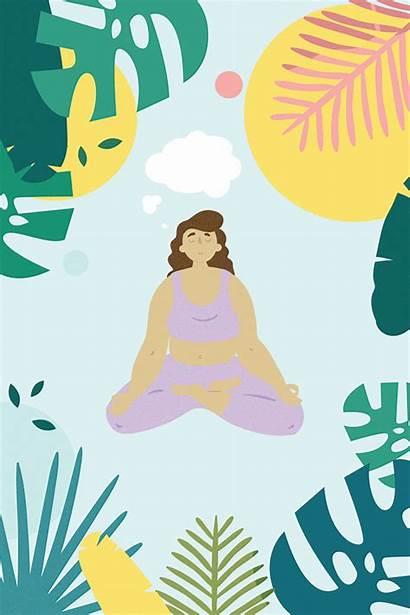Meditation Unbound Meditating Health Five Say Power