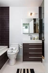 15 Space Saving Tips For Modern Small Bathroom Interior