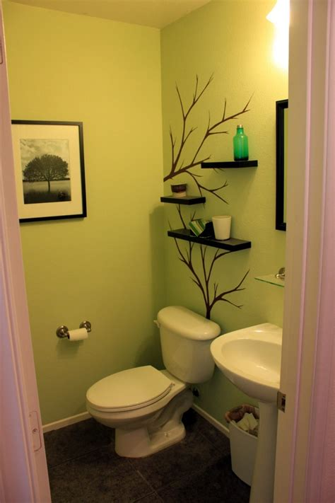 17 best ideas about small bathroom paint on