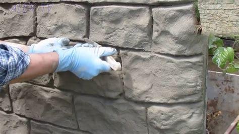 betonboden selber machen steinoptik selber machen