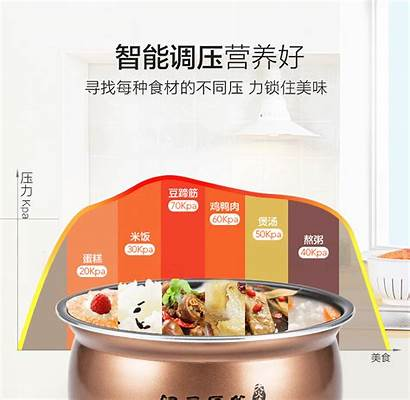 Cooker Pressure Joyoung Programmable 5l Functional Insert